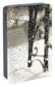 Through The Raindrops Portable Battery Charger