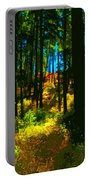 Through The Woods Portable Battery Charger