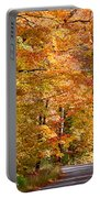 Through The Woods By D. Perry Lawrence Portable Battery Charger
