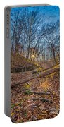 Thru The Woods Portable Battery Charger