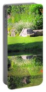 Thula Garden's Water Reflections Portable Battery Charger