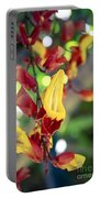 Thunbergia Mysorensis - Trumpetvine Portable Battery Charger