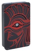 Thunderbird Mask Portable Battery Charger