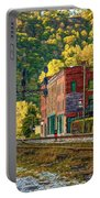 Thurmond Wv - Paint Portable Battery Charger
