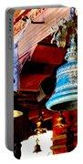Tibetan Bells Portable Battery Charger
