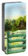 Tiffany Farms East Gate Portable Battery Charger