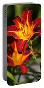 Tiger Lily0243 Portable Battery Charger