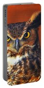 Tiger Owl Portable Battery Charger