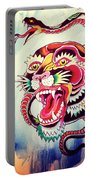 Tiger Snake Portable Battery Charger