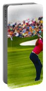 Tiger Woods - The Waste Management Phoenix Open  Portable Battery Charger