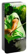 Tiger Woods - Wgc- Cadillac Championship Portable Battery Charger