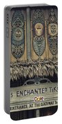 Tiki Room Adventureland Disneyland Portable Battery Charger