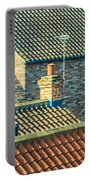 Tile Roofs - Thirsk England Portable Battery Charger
