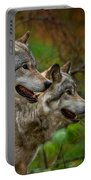Timber Wolf Pictures 1710 Portable Battery Charger