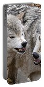 Timber Wolf Pictures 213 Portable Battery Charger