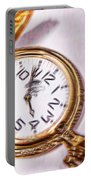 Time After Time Portable Battery Charger