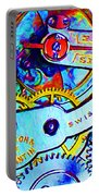 Time In Abstract 20130605 Portable Battery Charger
