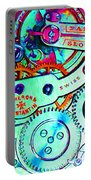 Time In Abstract 20130605m36 Long Portable Battery Charger