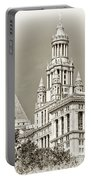 Timeless- New York City Hall Portable Battery Charger
