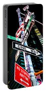 Times Square Portable Battery Charger