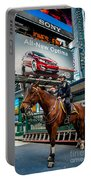 Times Square Horse Power Portable Battery Charger