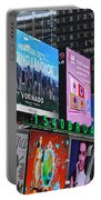 Times Square - Looking South Portable Battery Charger