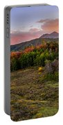 Timp Fall Glow Portable Battery Charger by Chad Dutson