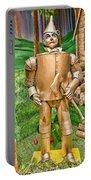 Tin Man Portable Battery Charger