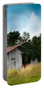 Tin Roof...ivy Covered Barn Portable Battery Charger