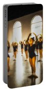 Tiny Dancers Portable Battery Charger