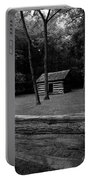 Tipton Place In Cades Cove Portable Battery Charger