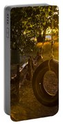 Tire Swing Portable Battery Charger