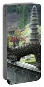 Tirta Gangga Bali Indonesia Portable Battery Charger