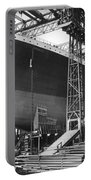 Titanic Under Construction Portable Battery Charger