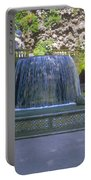 Tivoli Gardens Fountain And Pool Portable Battery Charger