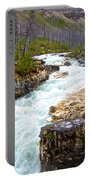 Tokuum Creek Flowing Into Marble Canyon In Kootenay Np-bc Portable Battery Charger