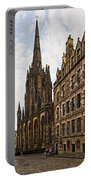 Tolbooth St Johns Kirk Portable Battery Charger