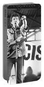 Tom Robinson Band Portable Battery Charger