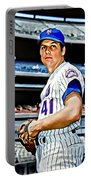 Tom Seaver Portable Battery Charger