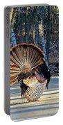 Tom Turkey Fan Portable Battery Charger