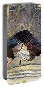 Tom Turkey Walking Portable Battery Charger