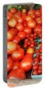 Tomatoes For Sale Portable Battery Charger