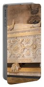 Tomb Of Vasco Da Gama Portable Battery Charger