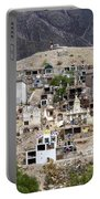Tombs And Crosses Maimara Argentina Portable Battery Charger