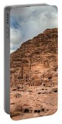 Tombs Of Petra Portable Battery Charger