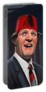 Tommy Cooper Portable Battery Charger