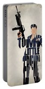 Tony Montana - Al Pacino Portable Battery Charger