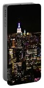 Top Of The Rock Portable Battery Charger