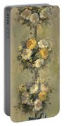 Topiary Bouquet 1 Portable Battery Charger