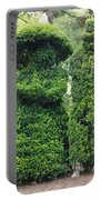 Topiary Couple Portable Battery Charger
